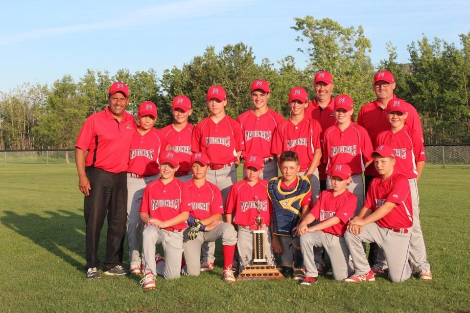 Local Baseball Team Advances To Provincials Tbnewswatch Com
